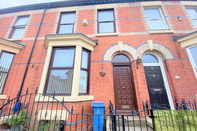 Thumbnail Terraced house to rent in Rockfield Road, Anfield, Liverpool