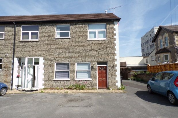Thumbnail Maisonette to rent in Beaconsfield Road, Weston-Super-Mare
