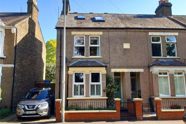 Thumbnail Semi-detached house for sale in Honey Lane, Waltham Abbey, Essex