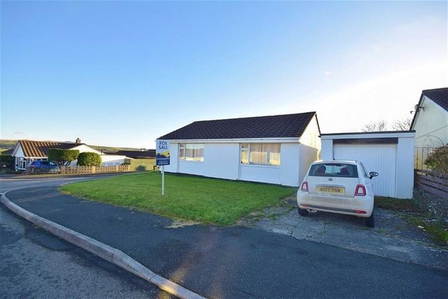 Thumbnail Detached bungalow for sale in Greenhills, Camelford