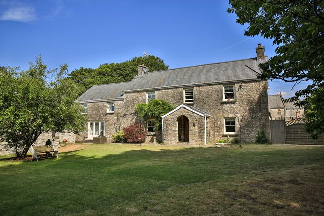 Thumbnail Detached house for sale in Ystradowen, Cowbridge, The Vale Of Glamorgan