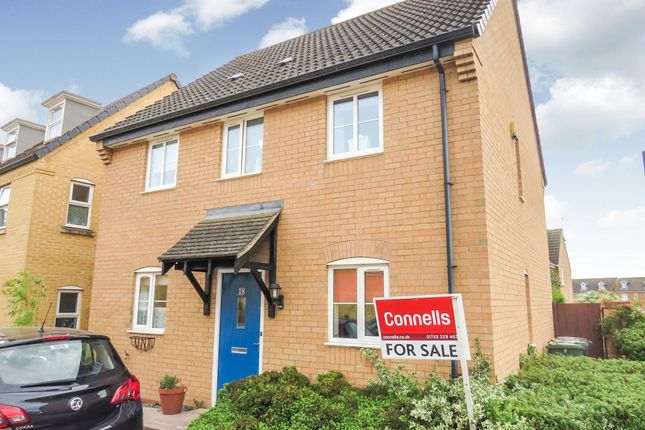 Thumbnail Detached house for sale in Sprigs Road, Hampton Hargate, Peterborough