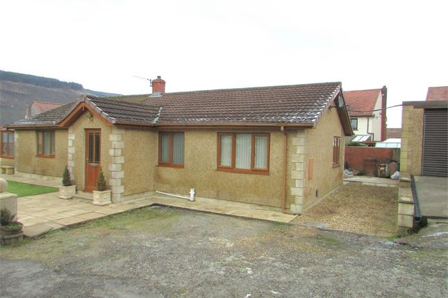 Thumbnail Detached bungalow for sale in Louise Close, Melincourt, Neath, West Glamorgan