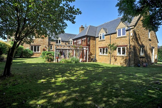 Thumbnail Detached house for sale in Duns Tew Road, Hempton, Banbury, Oxfordshire