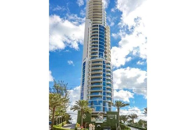 Thumbnail Town house for sale in 17475 Collins Ave 2103, Sunny Isles Beach, Fl, 33160