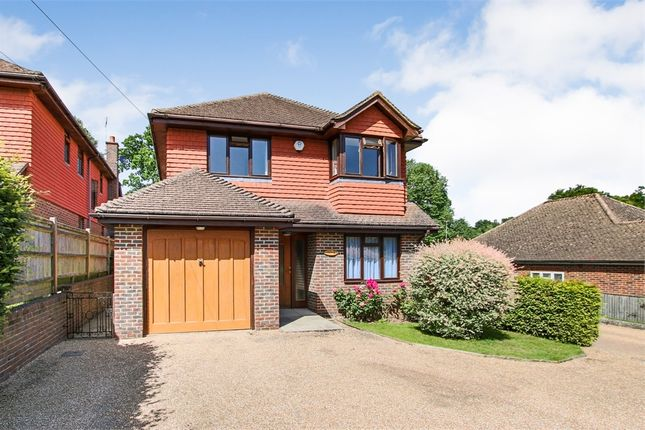 Detached house for sale in Furzefield Road, East Grinstead, West Sussex