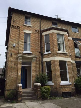 Thumbnail Shared accommodation to rent in Brompton Avenue, Aigburth