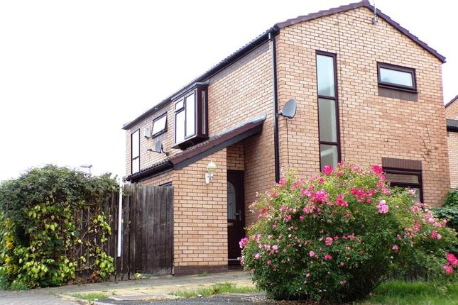 Thumbnail Town house to rent in Hatherton Way, Chester
