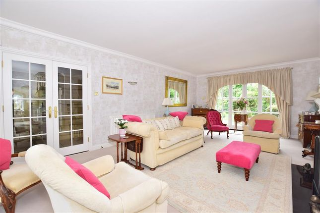 Thumbnail Detached house for sale in Church Close, Ashington, West Sussex