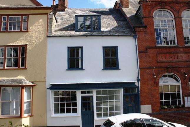 Thumbnail Maisonette to rent in Fore Street, Topsham, Exeter