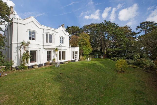 Thumbnail Detached house for sale in Middle Lincombe Road, Torquay