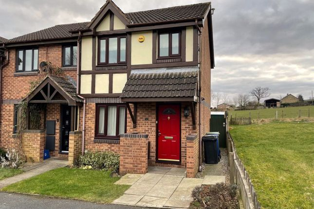 2 bed semi-detached house to rent in Milton Close, Great Harwood, Lancashire BB6