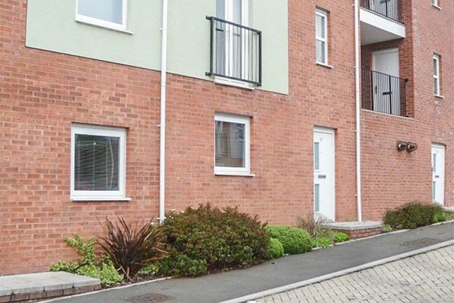 Thumbnail Flat to rent in Dol Felin, North Cornelly, Bridgend