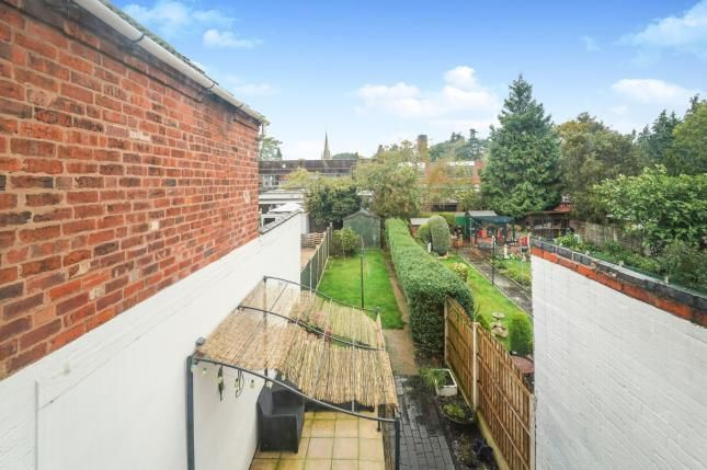 Rear Garden of Clarence Street, Kidderminster, Worcestershire DY10