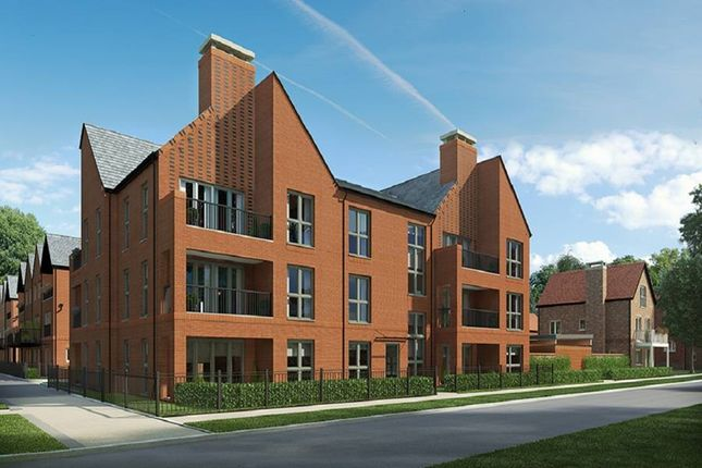 """Thumbnail Flat for sale in """"Farlyngton House - Second Floor - Plot 247"""" at Andover Road North, Winchester"""