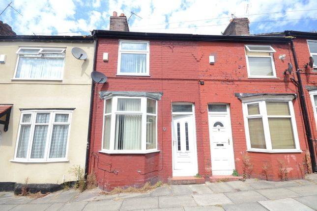 Thumbnail Terraced house for sale in Somerton Street, Wavertree, Liverpool