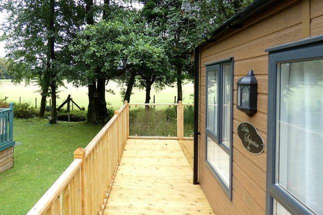 Thumbnail Lodge for sale in Delta Superior, Ingmire Caravan Park, Marthwaite, Sedbergh