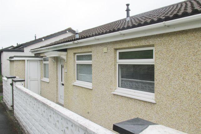 Thumbnail Terraced bungalow for sale in Tan Y Bryn, Rhymney, Tredegar