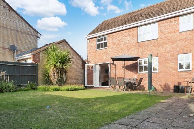 Thumbnail Detached house for sale in Arnald Way, Houghton Regis, Dunstable