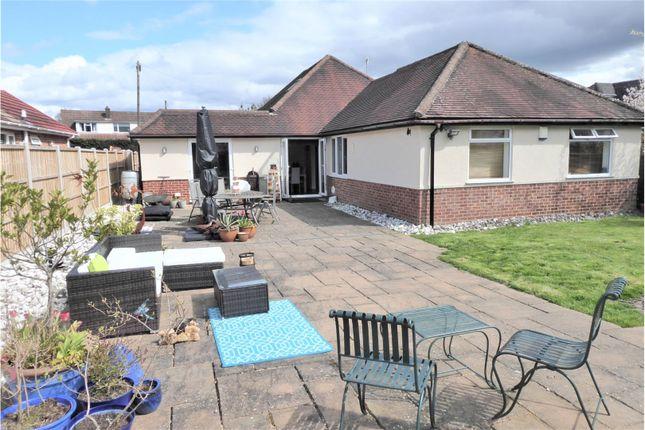 Thumbnail Detached bungalow for sale in Church Road, Ferndown