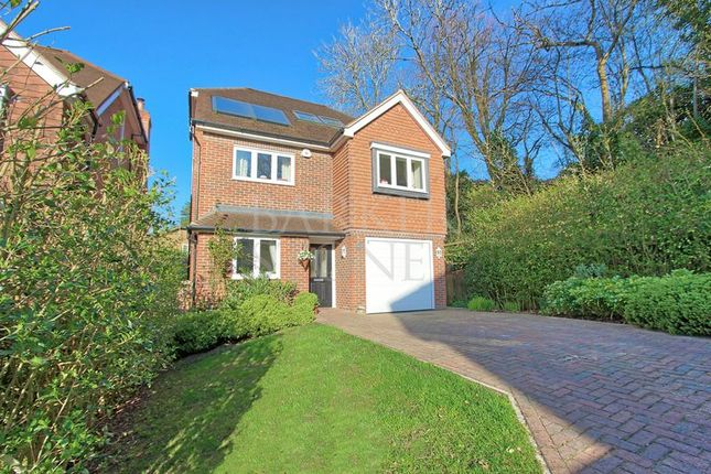 Thumbnail Detached house for sale in Tupwood Gardens, Caterham