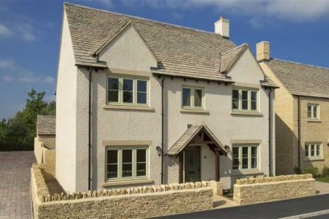 Thumbnail Detached house for sale in Ferrers Park, Lechlade, Gloucestershire