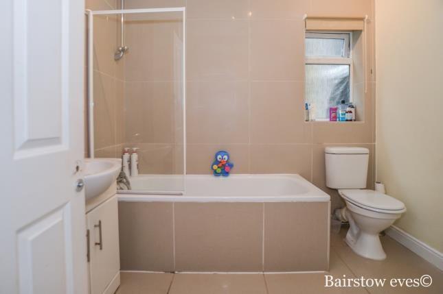 Bathroom of Harpenden Road, London E12