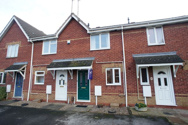 2 bed terraced house to rent in St. Pancras Way, Derby DE1