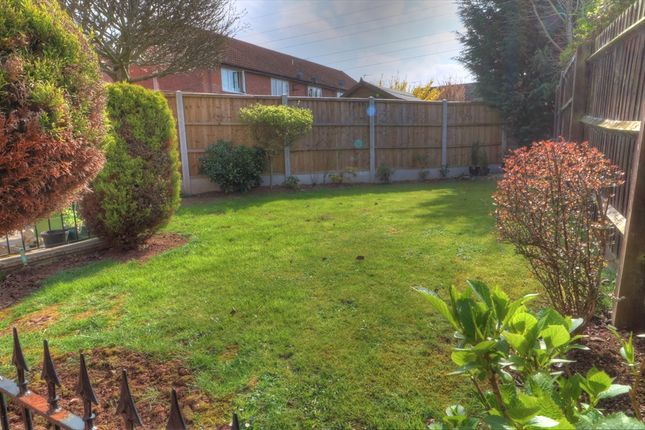 Rear Garden of Cranesbill Drive, Broomhall, Worcester WR5