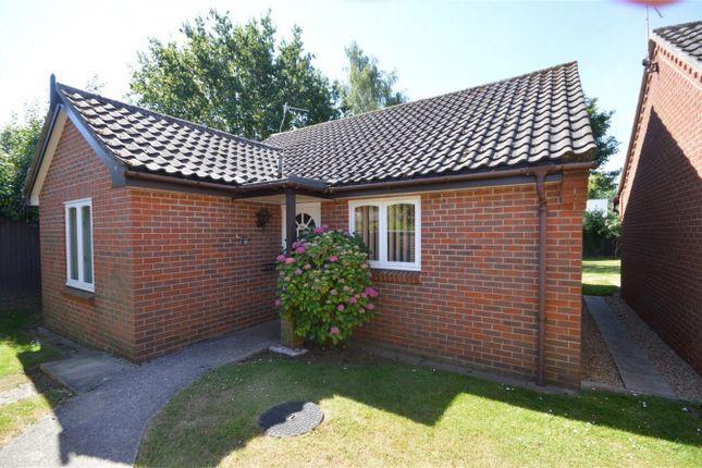 Thumbnail Detached bungalow for sale in Catton Court, St Faiths Road, Norwich, Norfolk