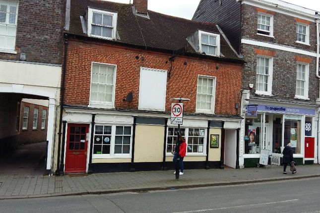 Thumbnail Retail premises for sale in 15, The Broadway, Newbury