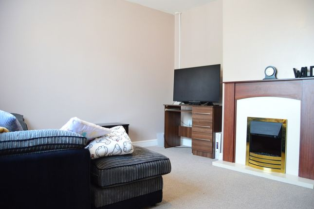 Thumbnail Semi-detached house to rent in Woodhall Place, Newcastle-Under-Lyme