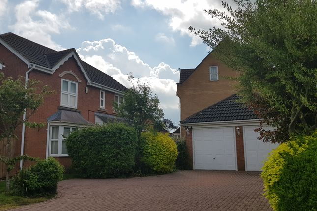 Thumbnail Detached house for sale in Springfield Road, Rushden