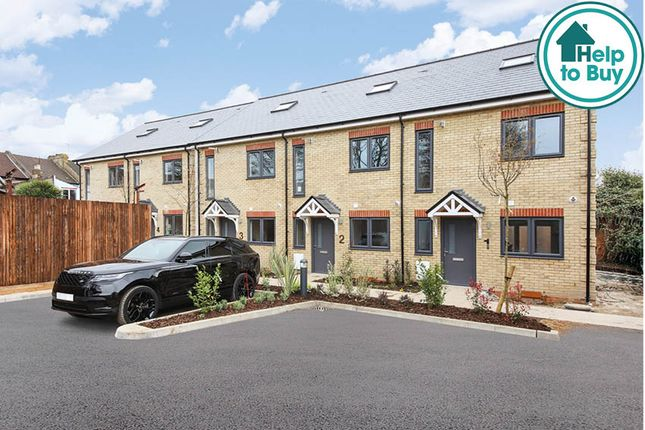 Thumbnail Property for sale in Zion Place, Croydon