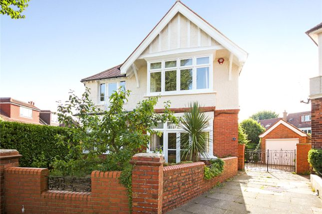 Thumbnail Detached house for sale in Burton Villas, Hove, East Sussex