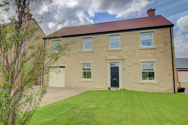5 bed detached house for sale in Creighton Place, Embleton, Alnwick NE66
