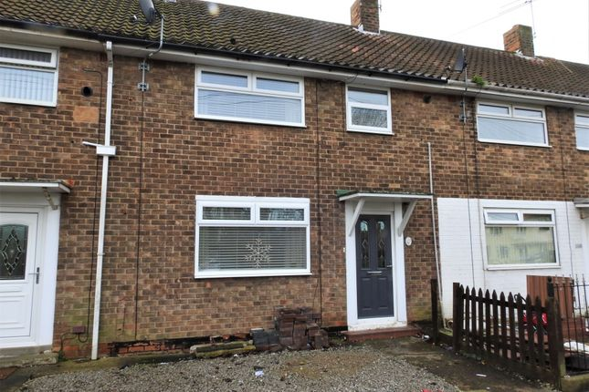 Thumbnail Terraced house for sale in Milne Road, Hull