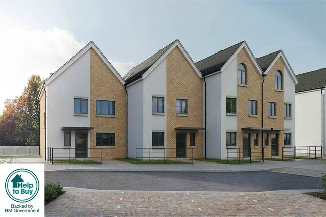 Thumbnail Town house for sale in Brooklynne, The Embankment, Leach Lane, Mexborough, Rotherham, South Yorkshire