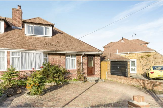 Thumbnail Bungalow to rent in Mill Road, Fareham