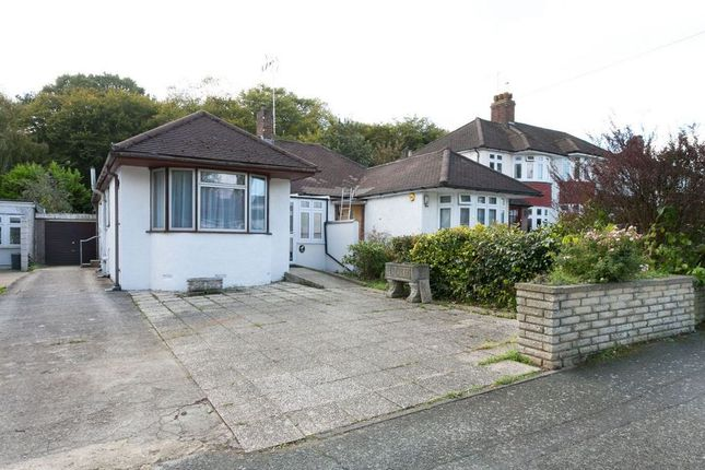 Thumbnail Semi-detached bungalow for sale in Courtland Avenue, London
