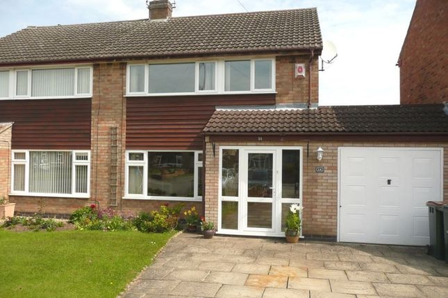 Thumbnail Semi-detached house to rent in Oddicombe Croft, Styvechale, Coventry