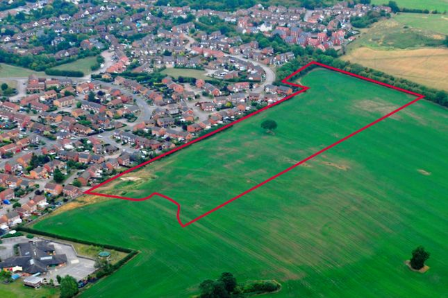 Thumbnail Land for sale in Broughton Astley, Leicestshire