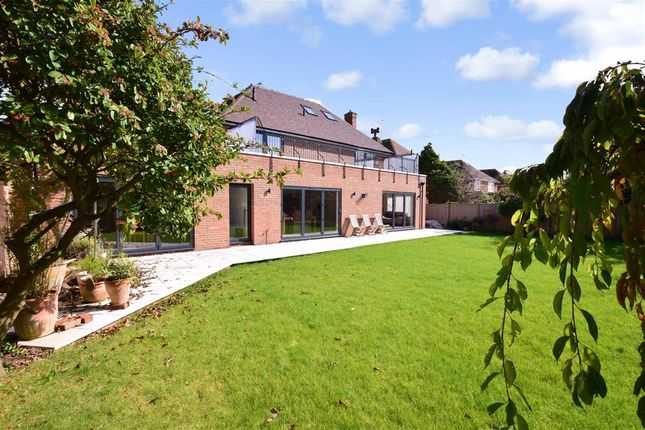 Thumbnail Detached house for sale in Sea Lane, Goring-By-Sea, West Sussex