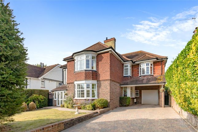 5 bed detached house for sale in Hove Park Road, Hove BN3