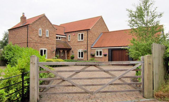 Thumbnail Detached house for sale in New House Covert, Knapton, York