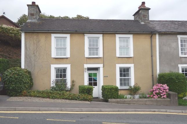 Thumbnail Semi-detached house for sale in Aberarth, Aberaeron