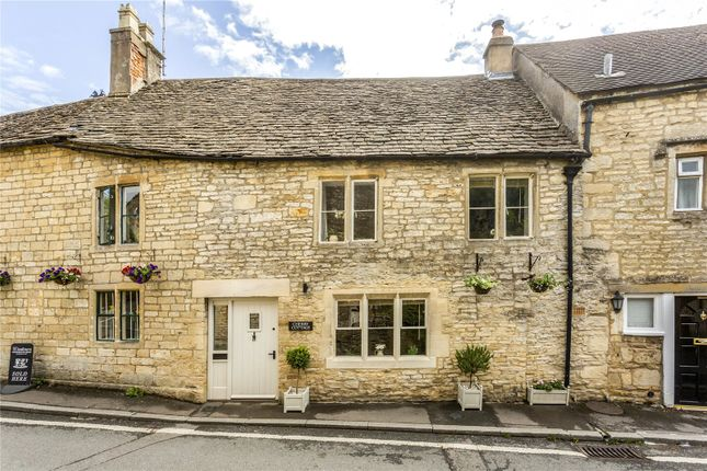 Thumbnail Terraced house for sale in High Street, Bisley, Stroud, Gloucestershire