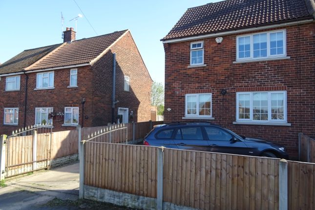 Thumbnail Semi-detached house to rent in Ramsden Crescent, Carlton-In-Lindrick, Worksop