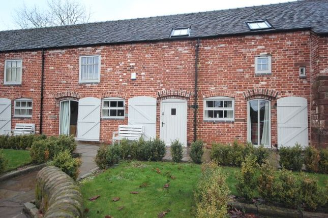 Thumbnail Cottage to rent in Rock Dove Barn Dove Farm Barns, Blythe Bridge Road, Caverswell, Caverswall, Stoke-On-Trent