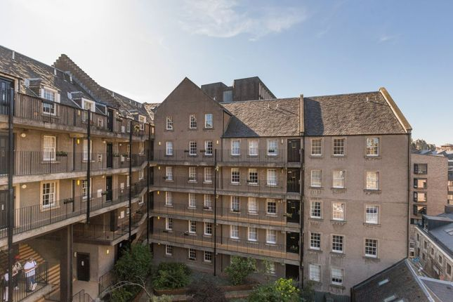 Thumbnail 1 bed flat for sale in 505 Websters Land, Grassmarket